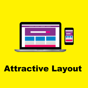 Attractive Layout