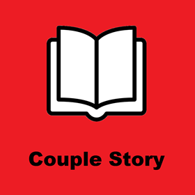 Couple Wedding Story