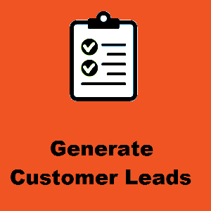 Generate Customer Leads