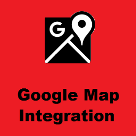 Google Map Integration