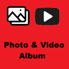 Photo & Video Album